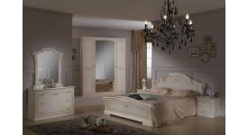 Спальня в бежевых тонах Ирина