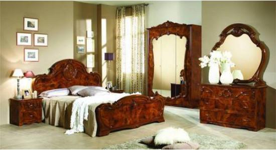 Мебель для спальни Тициана (Орех)