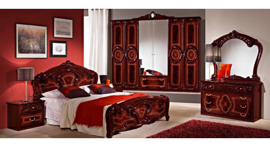 Мебель для спальни Роза (Могано)
