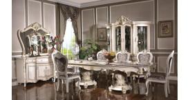 Мебель для гостиной в стиле барокко