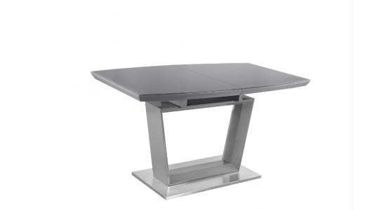 Стол обеденный (трансформер) AURORA (серый)