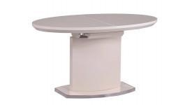 Стол обеденный (трансформер) ISLAND (ванильный)