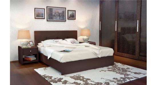 Кровать Изабела Экотекс Venge