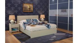 Кровать Изабела Экотекс 109 (беж.)