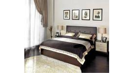 Кровать Грета Экотекс Venge 200x160