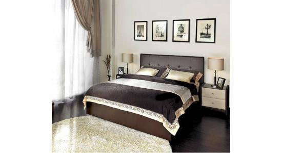 Кровать Грета Экотекс Venge