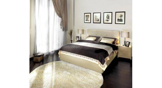 Кровать Грета Экотекс 109 (беж.)
