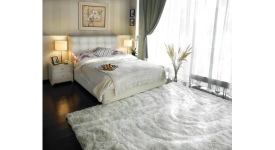 Кровать Амелия (белая)