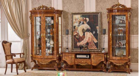 Колонки и подставка ТВ Наполеон 3888D