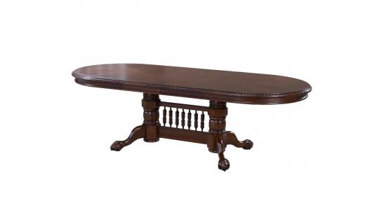 Стол обеденный (трансформер) HNDT-4296-SWC (темный орех)