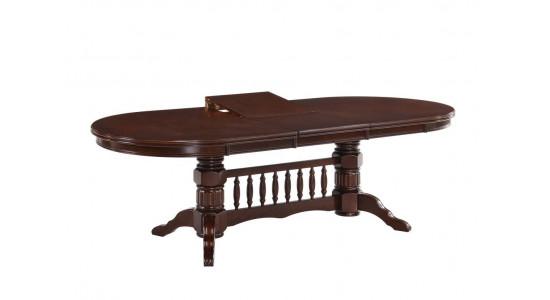 Стол обеденный (трансформер) LOUISIANA (античный дуб)