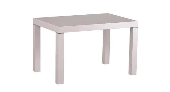 Стол обеденный (трансформер) SIMPLE (ванильный)