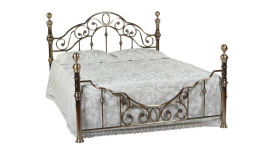 Кровать 9603 Каролина (Античная медь)