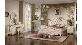 Спальня Виктория (цвет: бежевый)