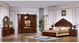 Спальный гарнитур Вивьен 3283