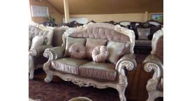 Мягкая мебель производства Китай с цветом дерева белый