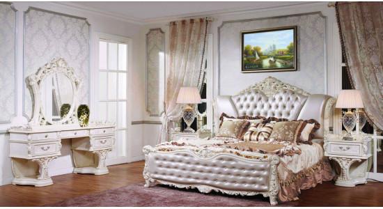 Классическая спальня Кармелла (Карнелла)