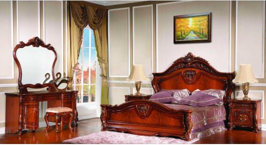 Спальня Сильвана (классика)
