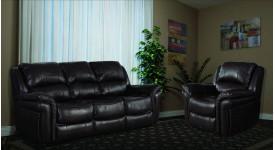 Тёмная мягкая мебель Каспер (Аванти)