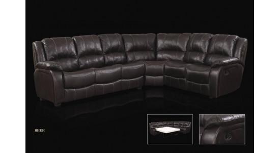 Мягкая мебель Янки из кожзама (Avanti)