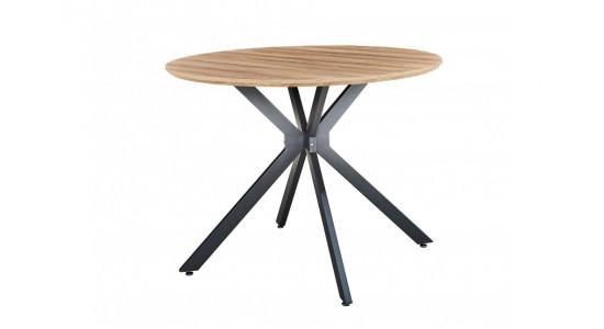 Стол обеденный скандинавский VEGA (ясень)