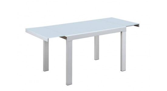 Стол обеденный (трансформер) CORNER (белый)