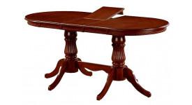 Стол обеденный (трансформер) VENICE (тёмный орех)