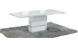 Столы для маленькой кухни с дизайнерским стилем, со столешницей из МДФ, с цветом дерева черный
