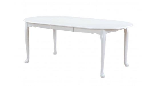 Стол обеденный (трансформер) MOZART (белый)