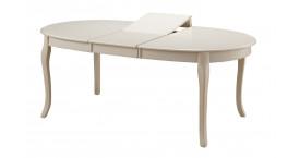 Обеденные столы со столещницей изстекла