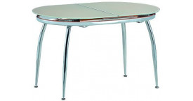 Стеклянные столы Материал стекло, металл