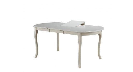 Стол из массива ALICANTE (молочный)