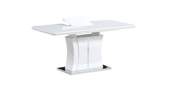 Стол обеденный (трансформер) RAINBOW (белый)