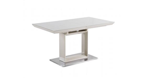 Стол обеденный (трансформер) REMIX (ваниль)