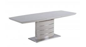 Стол обеденный (трансформер) GALAXY (ваниль)