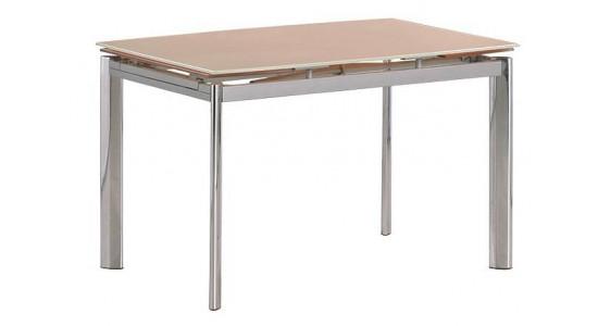 Стол обеденный (трансформер) LOGAN (беж)