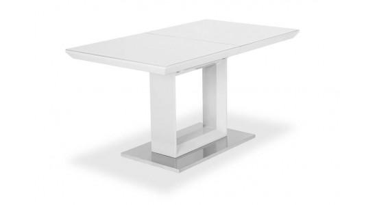 Стол обеденный (трансформер) REMIX (белый)