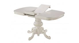 Стол обеденный (трансформер) P78 (белый)
