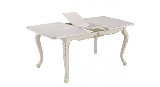 Стол обеденный (трансформер) P73 (белый)