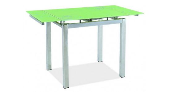 Стол обеденный (трансформер) В179 - 64 (салатовый)