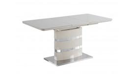 Стол обеденный (трансформер) SKY (ваниль)
