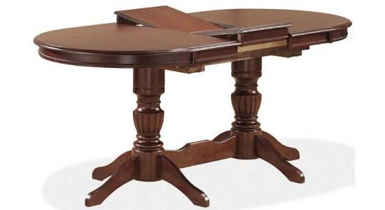 Стол обеденный (трансформер) ANJELICA (венге)