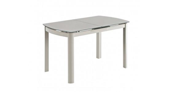 Обеденный раскладной стол APOLLO (стекло)