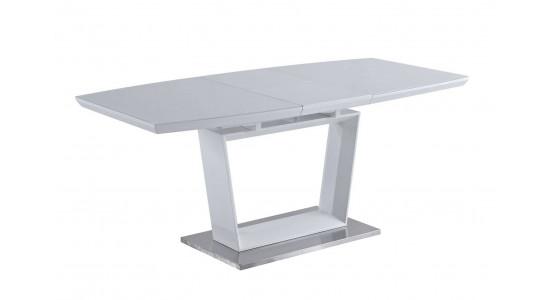 Стол обеденный (трансформер) AURORA (белый)