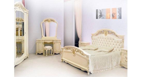 Спальня Афина (крем) (Арида Мебель)
