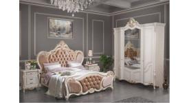 Спальня Беатрис (крем) (Арида Мебель)