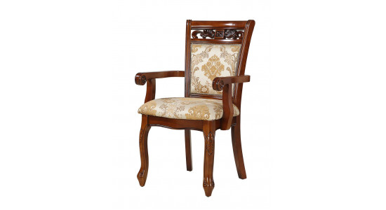 Стул-кресло с мягкой обивкой 8037 AC