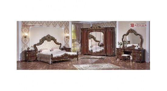 Спальня Венеция (орех) (Арида Мебель)