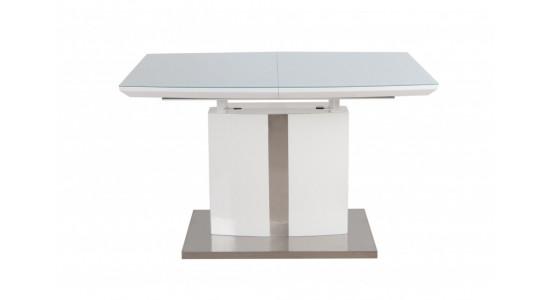Стол обеденный (трансформер) LARRY (белый)