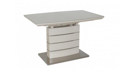 Стол обеденный (трансформер) MARS (140-180) (бежевый)
